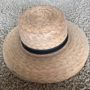 Bend Oregon straw hat